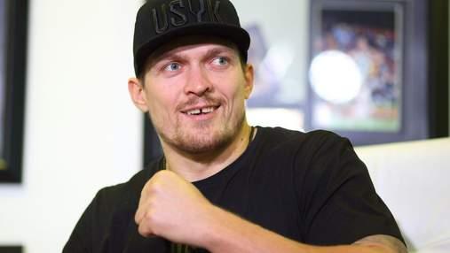 Фьюри оказался выше Усика в обновленном рейтинге лучших боксеров мира