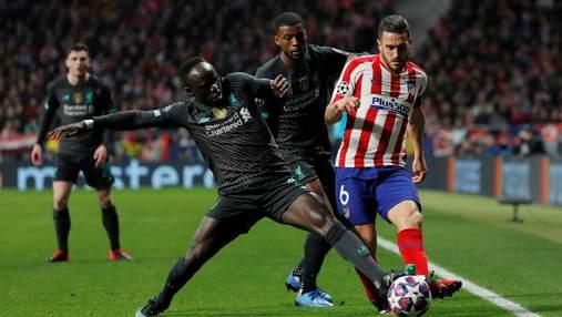 Атлетіко – Ліверпуль: де дивитися онлайн матч Ліги чемпіонів