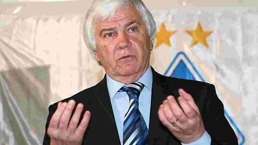 Динамо взяло на себе витрати з лікування легенди клубу Мунтяна
