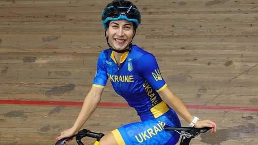 Украинская велогонщица Елена Старикова поборется за победу в UCI Track Champions League