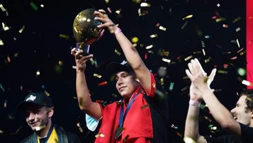 Жерар Пике провел первый чемпионат мира по игре с воздушным шариком: в нем сыграл украинец