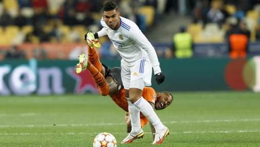 """Реал познущався над Шахтарем на НСК """"Олімпійський"""": відео"""