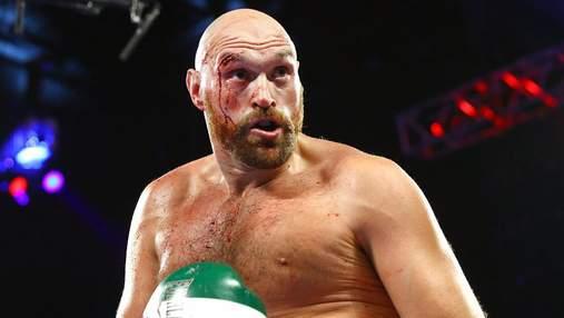 Не Усик: Фьюри признался, какого боксера боится больше всего