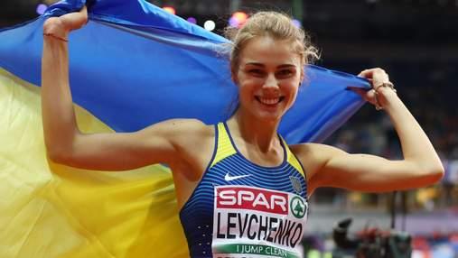 Легкоатлетка Юлія Левченко працюватиме коментаторкою на матчі Шахтар – Реал