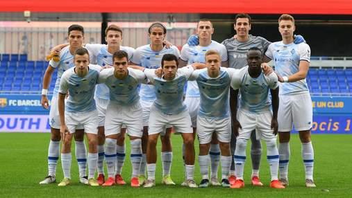 Динамо зіграло внічию з Барселоною у Юнацькій лізі УЄФА: відео