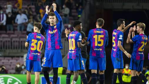 Піке повторив рекорд Ліги чемпіонів, забивши гол у ворота Динамо: відео