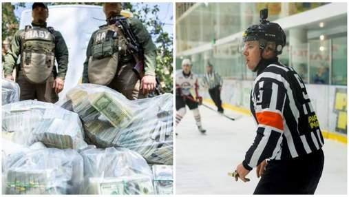 Підозрюваного у рекордному хабарі від Злочевського відпустили за кордон на хокей