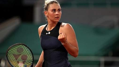 Украинские теннисистки вышли в полуфинал парного турнира в Испании
