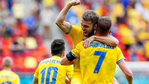 Чи зможе Україна зіграти з Росією у плей-офф відбору на ЧС-2022 – рішення УЄФА