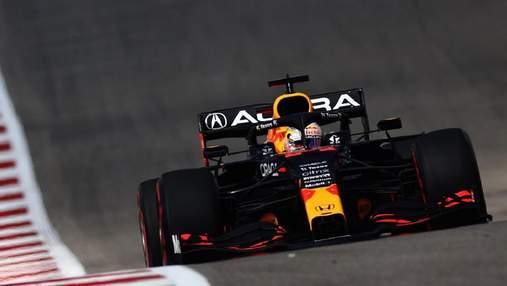 Формула-1: Ферстаппен у напруженій боротьбі виграв кваліфікацію гран-прі США