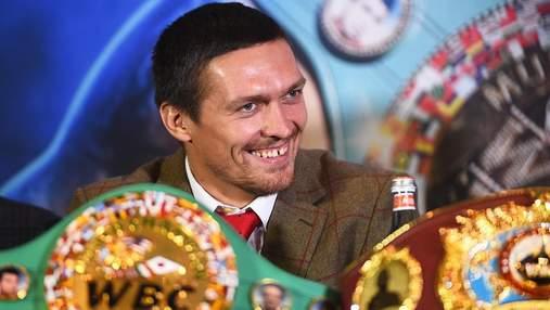 Следующим соперником Усика может стать победитель нового турнира от WBA: детали