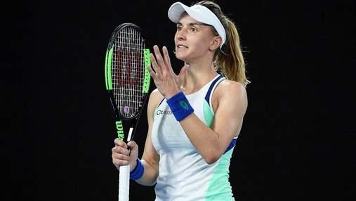 Українська тенісистка  Цуренко успішно пробилася в основу на турнірі в Румунії