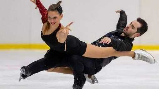 """Украинские фигуристы выиграли """"золото"""" на старте олимпийского сезона: видео"""