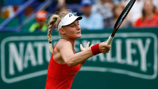 Дві українські тенісистки здобули розгромні перемоги на турнірах в Румунії та Італії