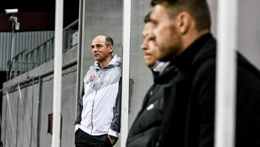 Пресконференцію тренера Зорі перекладали з російської мови на українську: відео