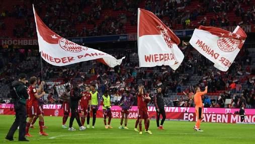 Уболівальники Баварії виступили проти спонсорської угоди клубу