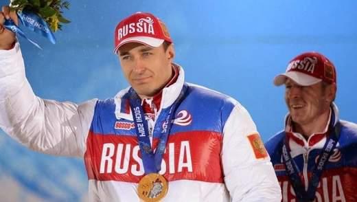 Российского спортсмена признали виновным в подмене допинг-проб