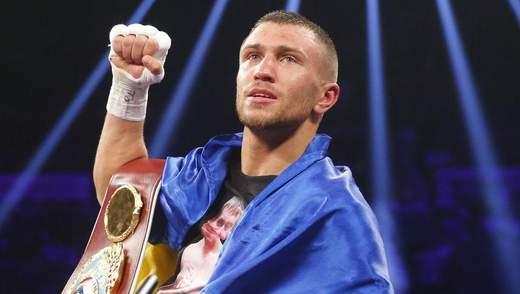 Ломаченко похвастался чемпионской командой после победы над Педрасой: фото