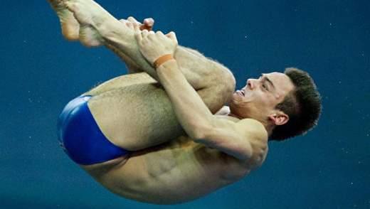 Олімпійський чемпіон несподівано проміняв спорт на музику