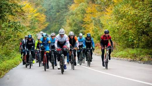Майже 300 спортсменів з різних країн світу приїхали на міжнародні велоперегони Tour de Onur