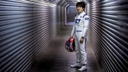 Юкі Цунода офіційно замінить росіянина Квята у Формулі-1