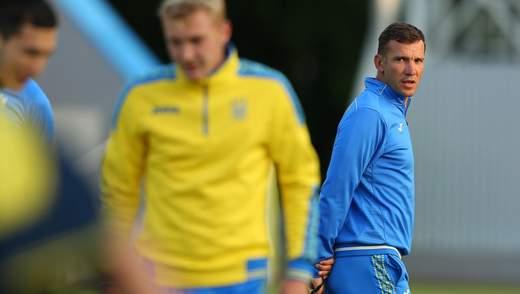 Чи покине Шевченко збірну України заради Челсі: офіційна відповідь