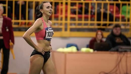 Українська легкоатлетка Геращенко – переможниця престижного турніру у Франції
