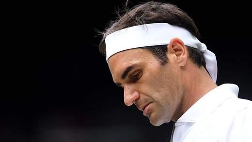 Велика перемога, якщо він зможе вийти на корт, – тренер Федерера про відновлення тенісиста