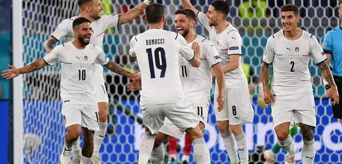 Італія розгромила Туреччину в першому матчі Євро-2020: відео