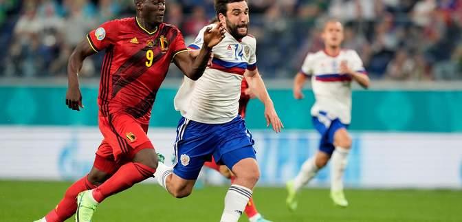 Бельгия унизила Россию в первом матче Евро-2020: видео голов