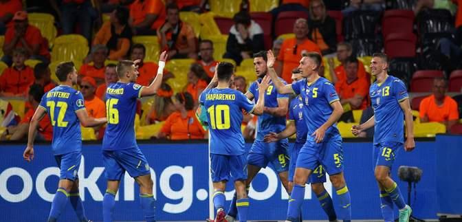 Цифра дня: сколько украинцев смотрели матч Украина – Нидерланды на Евро-2020