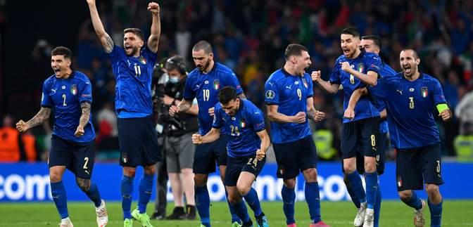 Всі дороги ведуть у Рим: Італія приголомшила Англію у фіналі Євро-2020, вигравши по пенальті