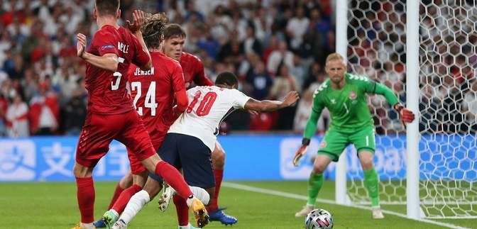 Спірний пенальті, який розлютив Європу: вибух у ЗМІ після скандалу у матчі Євро Англія – Данія