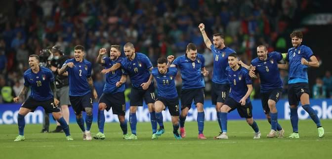 Італія – переможець Євро-2020