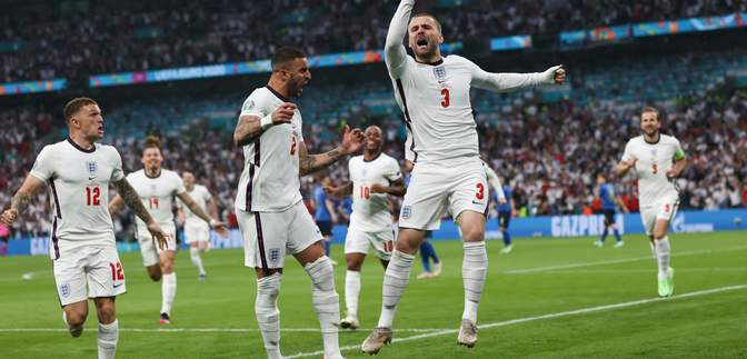 Англія на 2 хвилині забила швидкий гол Італії у фіналі Євро-2020: відео