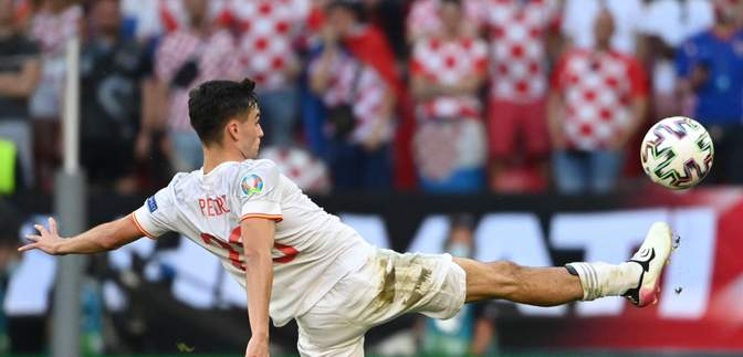 Педрі – найкращий молодий гравець Євро-2020 попри скажений автогол