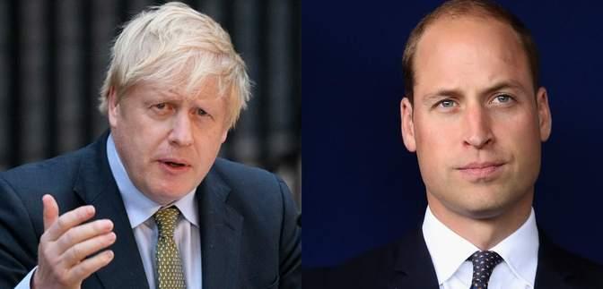 Огидна поведінка, – Джонсон і принц Вільям засудили расистські образи збірної Англії