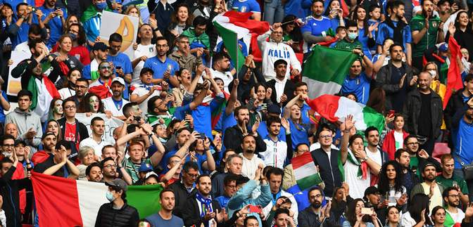 Криваве святкування: декілька вболівальників збірної Італії загинули, святкуючи перемогу на Євро
