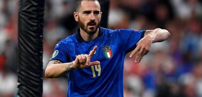 Оригінальне святкування героя збірної Італії у фіналі Євро-2020: що це означає – відео