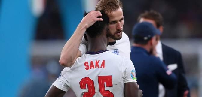 Чому бив 19-річний Сака: гравці Англії розлючені рішенням тренера у фіналі Євро-2020