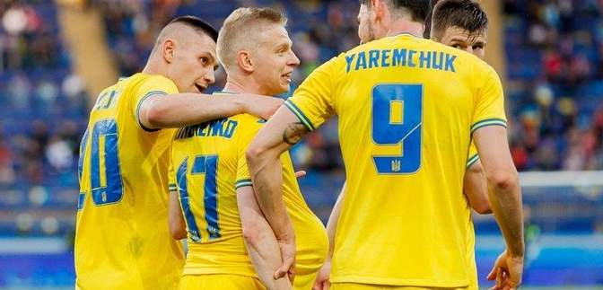 Одразу п'ятеро українських гравців зросли в ціні після Євро-2020