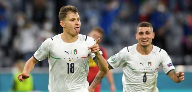 Фанат збірної Італії набив тату із зображенням п'яного гравця-чемпіонів Євро-2020: фото