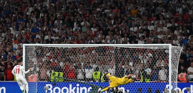 Поліція арештувала 11 осіб за расистські образи щодо гравців збірної Англії на Євро-2020